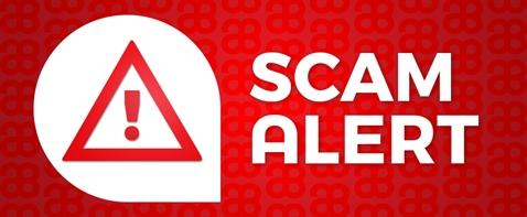 Scam Alert: Pop-up data security breach notice